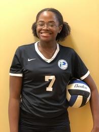 Michelle Jones's Women's Volleyball Recruiting Profile