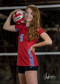 Claire Olson's Women's Volleyball Recruiting Profile