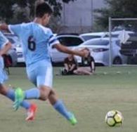 Nicolas Yonamine's Men's Soccer Recruiting Profile