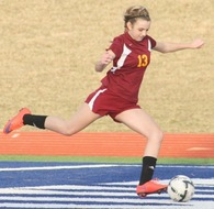 Jenna Curtis's Women's Soccer Recruiting Profile
