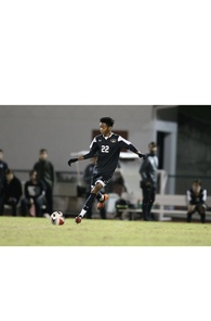 Jevon Forbes's Men's Soccer Recruiting Profile