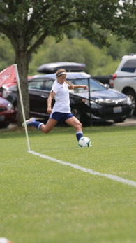 Kayla Gout's Women's Soccer Recruiting Profile