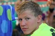 Thaddeus Scott's Men's Swimming Recruiting Profile