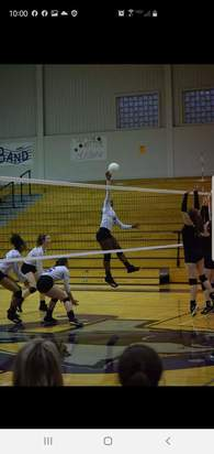 Laila Beck's Women's Volleyball Recruiting Profile