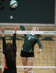 Ellie Popelka's Women's Volleyball Recruiting Profile