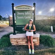 Jacqueline Alcocer's Women's Tennis Recruiting Profile