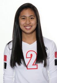 Chloe Salcedo's Women's Volleyball Recruiting Profile