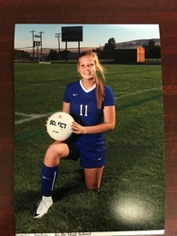 Josilyn Gateley's Women's Soccer Recruiting Profile