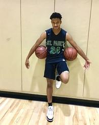 D'Vaughn Rogers's Men's Basketball Recruiting Profile