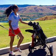 Kathryn Crimp's Women's Golf Recruiting Profile