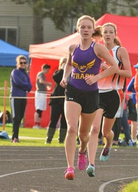 Mikayla Flyte's Women's Track Recruiting Profile