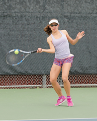 Pamela Duke's Women's Tennis Recruiting Profile