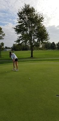Maitlyn Sanders's Women's Golf Recruiting Profile