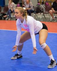 LeeAnn Potter's Women's Volleyball Recruiting Profile