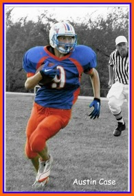 Austin Case's Football Recruiting Profile