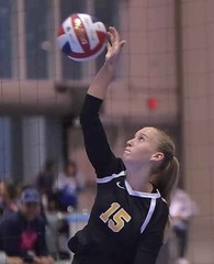 Saige Sherbacow's Women's Volleyball Recruiting Profile