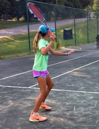 Zana Norton's Women's Tennis Recruiting Profile