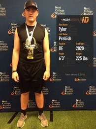 Tyler Prebish's Football Recruiting Profile