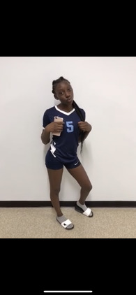 Anta Cisse's Women's Volleyball Recruiting Profile