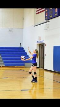 Breana Farris's Women's Volleyball Recruiting Profile