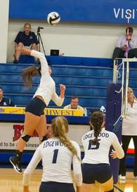 Gracie Gentry's Women's Volleyball Recruiting Profile