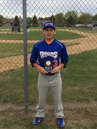 Brenton Longie's Baseball Recruiting Profile