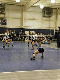 Nadia Rouse's Women's Volleyball Recruiting Profile