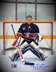 Tanner Moon's Men's Ice Hockey Recruiting Profile