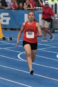 Taesha Speaks's Women's Track Recruiting Profile