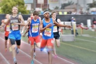 Carlton (Rashad) Orange's Men's Track Recruiting Profile