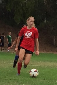 Lauren Petroff's Women's Soccer Recruiting Profile