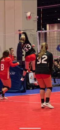 Taylor Collins's Women's Volleyball Recruiting Profile
