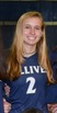 Catherine Bettridge Women's Volleyball Recruiting Profile