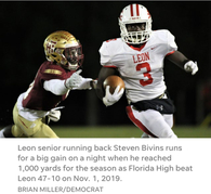 Steven Bivins's Football Recruiting Profile
