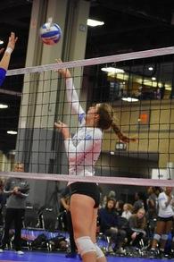 Morgan Metelo's Women's Volleyball Recruiting Profile