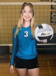 Murielle Budinich's Women's Volleyball Recruiting Profile