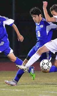 Matthew Medina's Men's Soccer Recruiting Profile