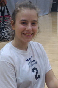 Despina Boudouris's Women's Volleyball Recruiting Profile