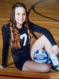 Courtney Standley's Women's Volleyball Recruiting Profile