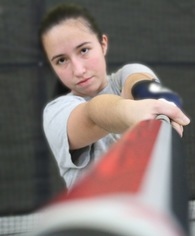 Alexis VanHook's Softball Recruiting Profile