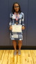 Anna Kharisma Fontenot Women's Track Recruiting Profile