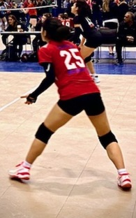 Erin Hyman's Women's Volleyball Recruiting Profile