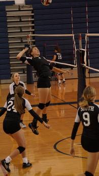 Cassidy Davis's Women's Volleyball Recruiting Profile