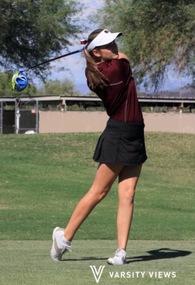 Megan Marty's Women's Golf Recruiting Profile
