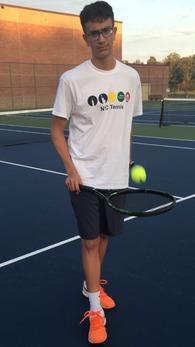 Ali Elsamahi's Men's Tennis Recruiting Profile