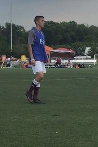 Santiago Lucero's Men's Soccer Recruiting Profile
