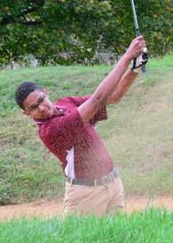 Richard Jones's Men's Golf Recruiting Profile