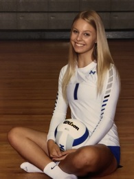 Chloe Martindale's Women's Volleyball Recruiting Profile