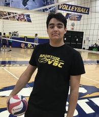Ali Hosseinipour's Men's Volleyball Recruiting Profile