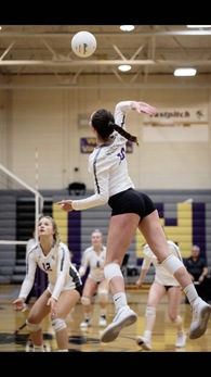 Riley Rabedeaux's Women's Volleyball Recruiting Profile